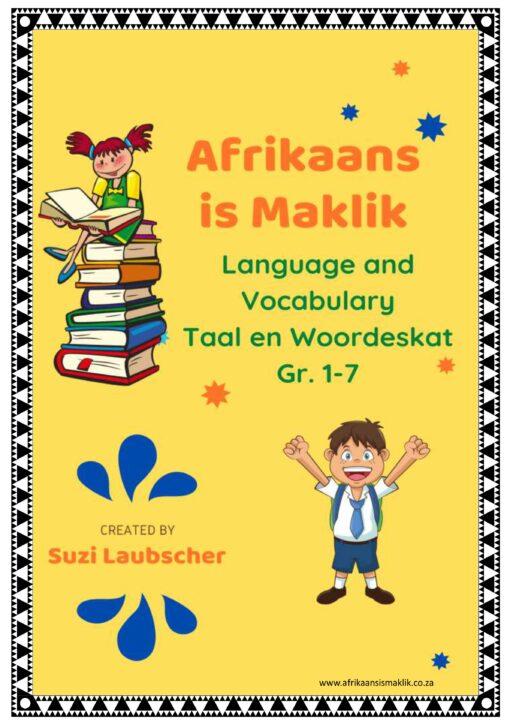 afrikaans is maklik